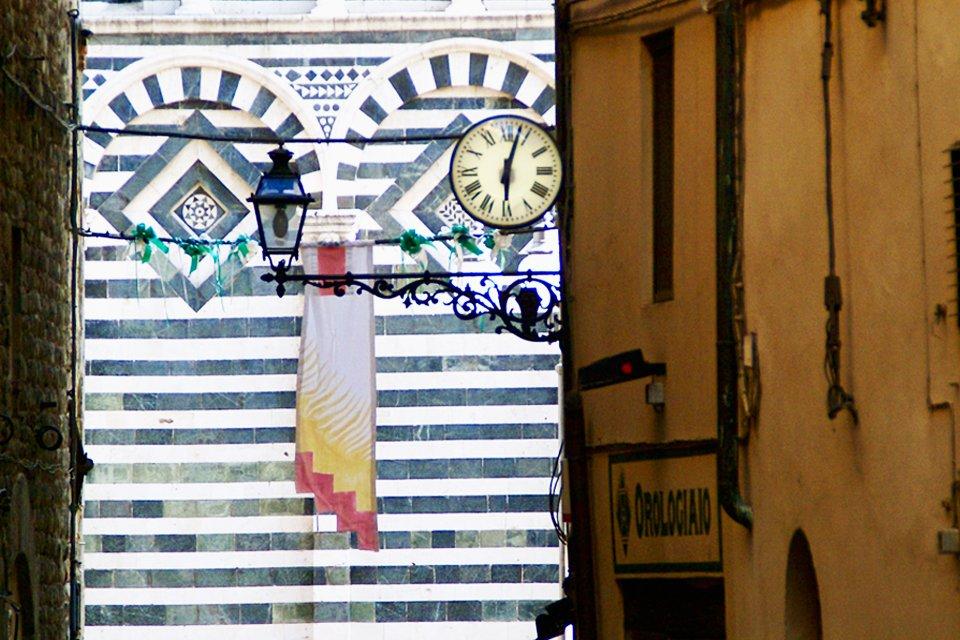 Pistoia in Toscane, Italië