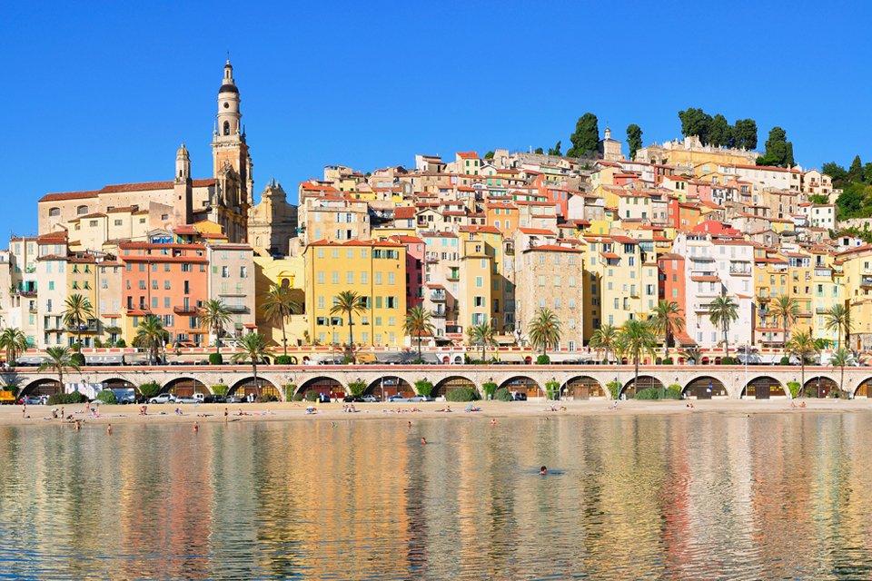 De Cote d'Azur, Frankrijk