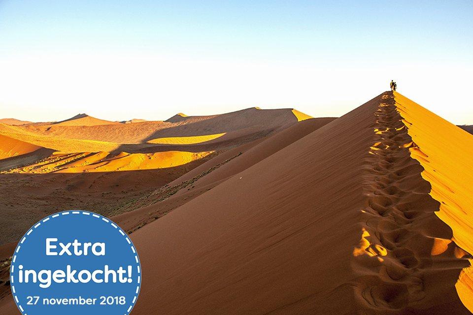 SRC-reizen: Betoverend Namibië