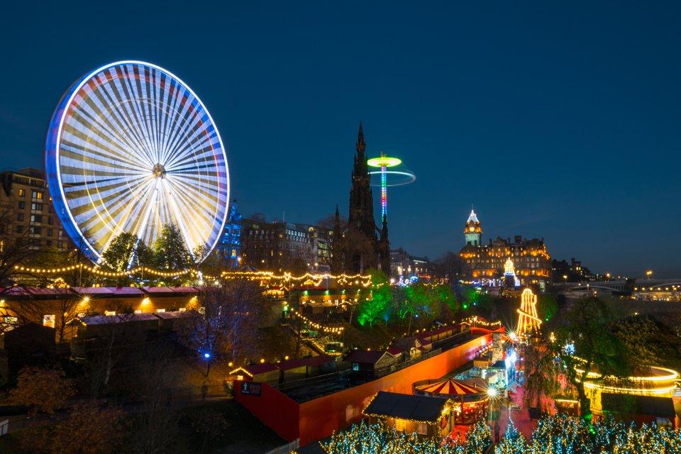 SRC-reizen: Kerstsfeer in Schotland