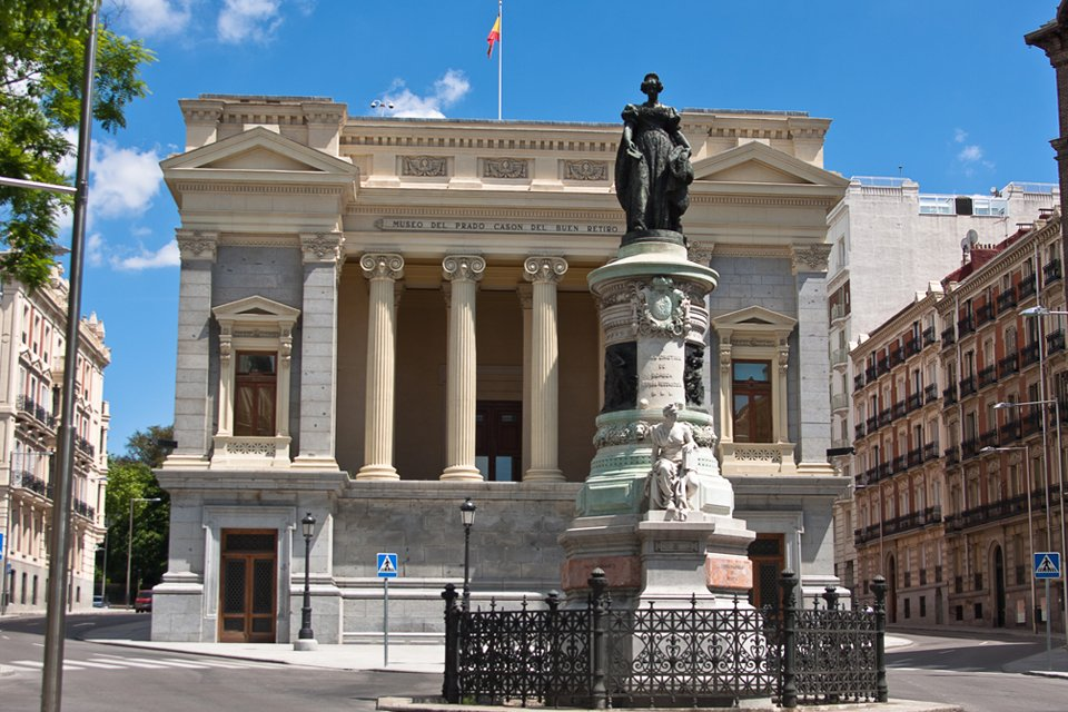 Rondreis Musea in Madrid in Madrid (Madrid, Spanje)