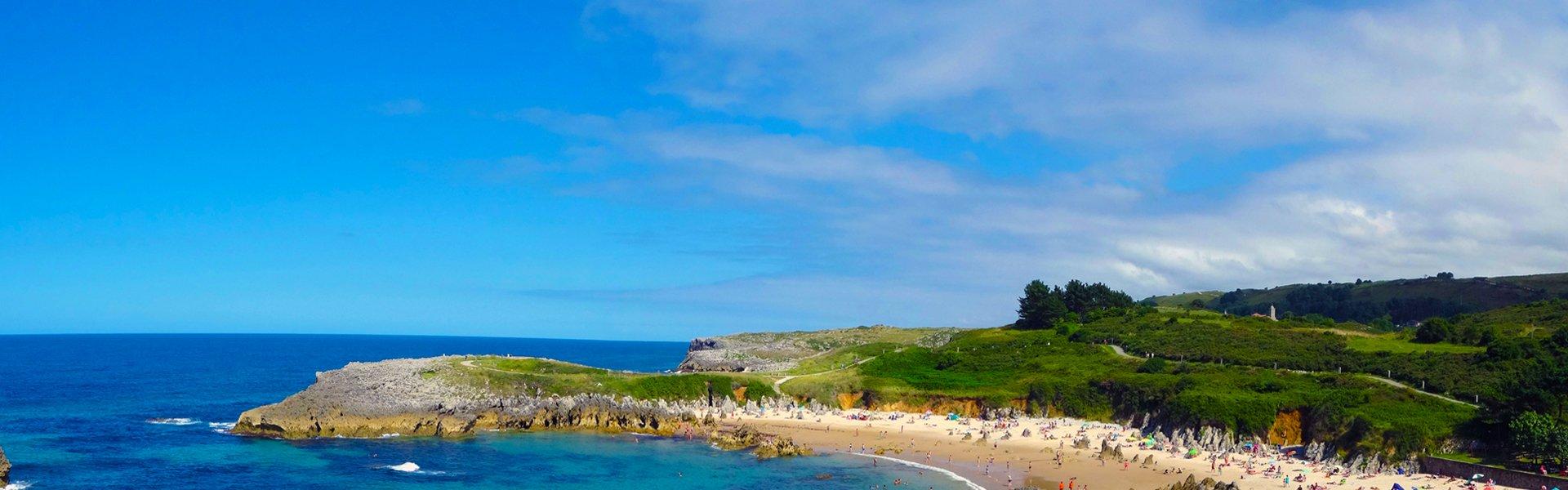 Llanes, aan de groene kust van Noord-Spanje