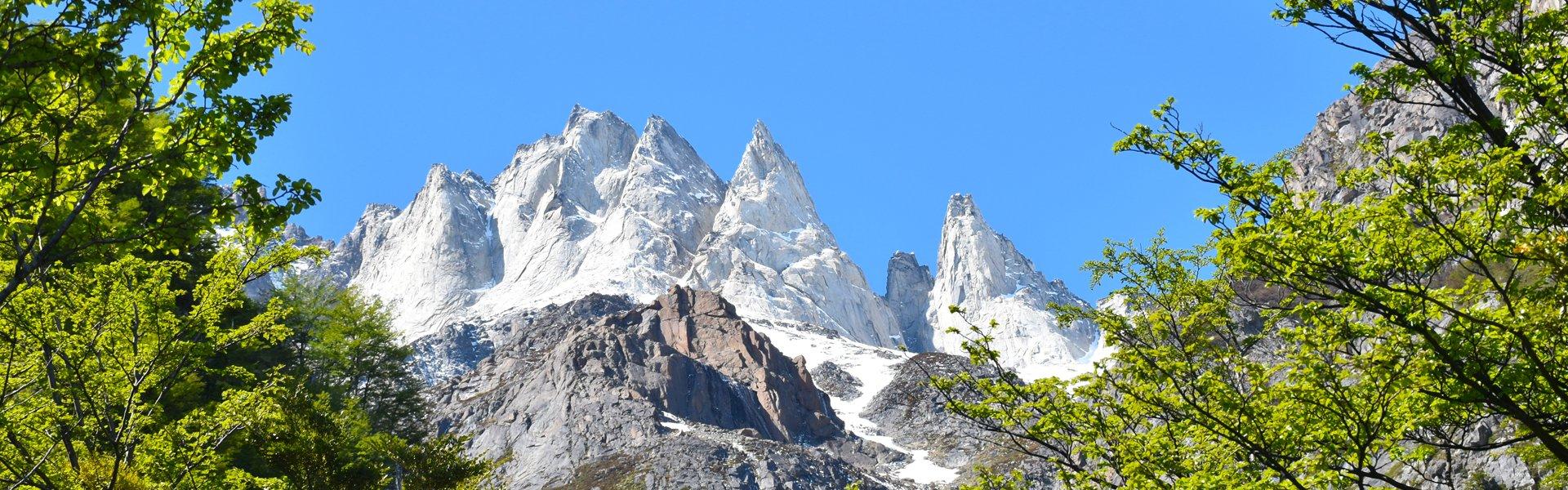 Torres del Paine in Argentinië