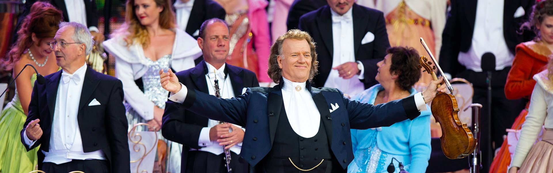 Een concert van André Rieu in Wenen, Oostenrijk (Copyright © 1999 - 2019 André Rieu Productions BV - All Rights Reserved)