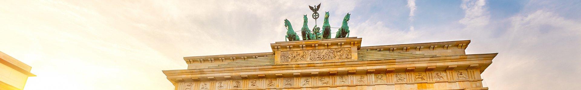 Brandenburger Tor, Berlijn, Duitsland