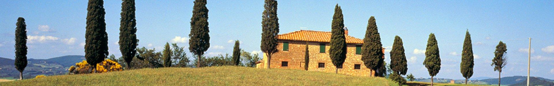 Cultuurvakantie, Italië