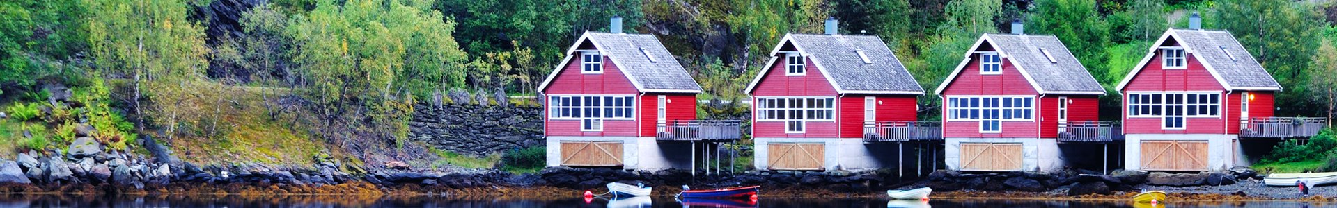 Groene cultuurvakantie, Noorwegen