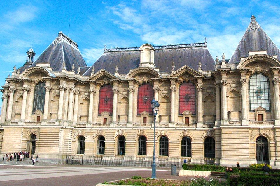 Palais des Beaux Arts in Lille, Frankrijk