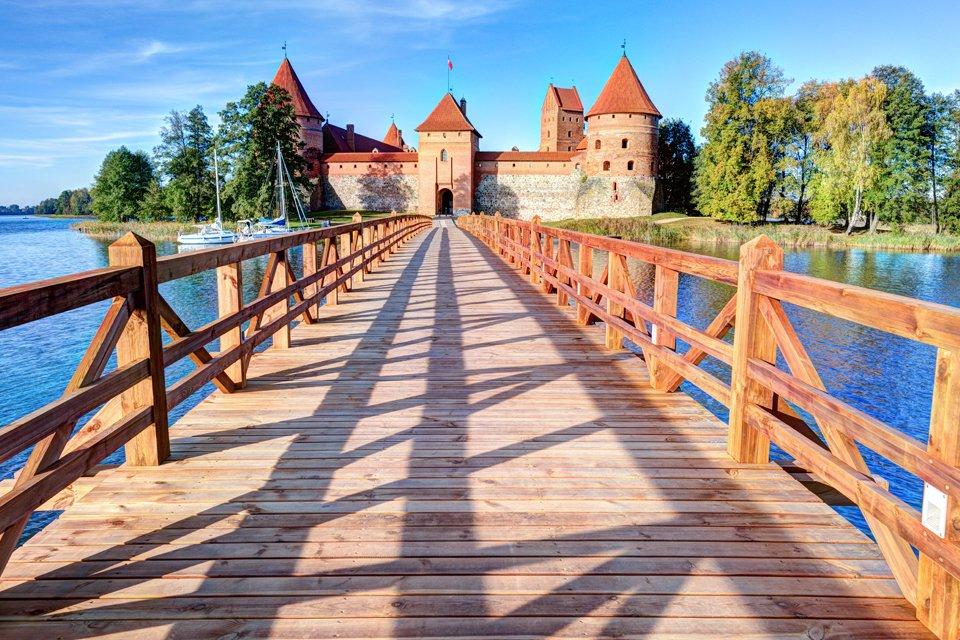 Trakai-kasteel, Litouwen