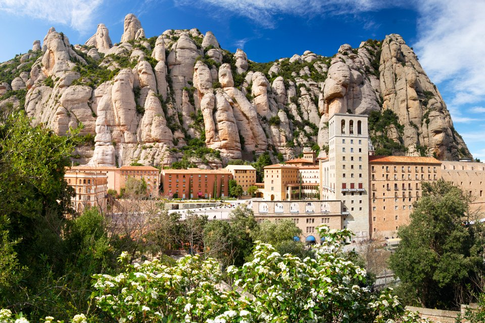 Montserrat, Spanje