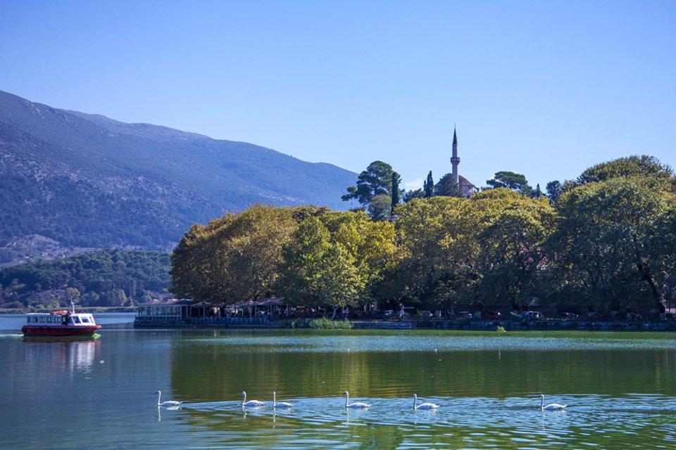 Ioannina, Griekenland