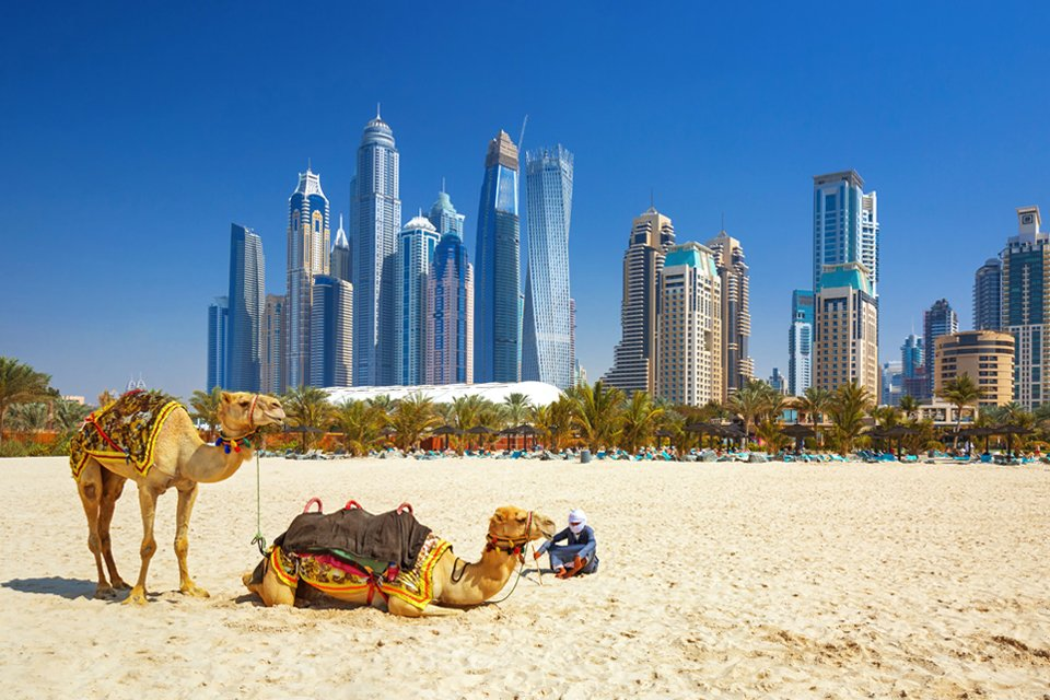 Dubai en Oman