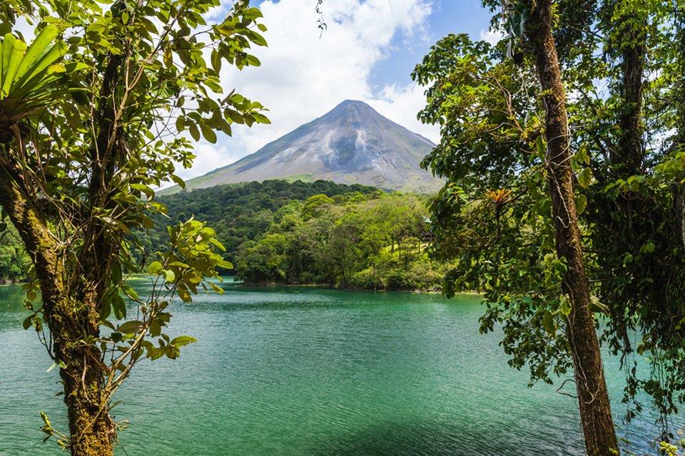 Arenal-vulkan, Costa Rica