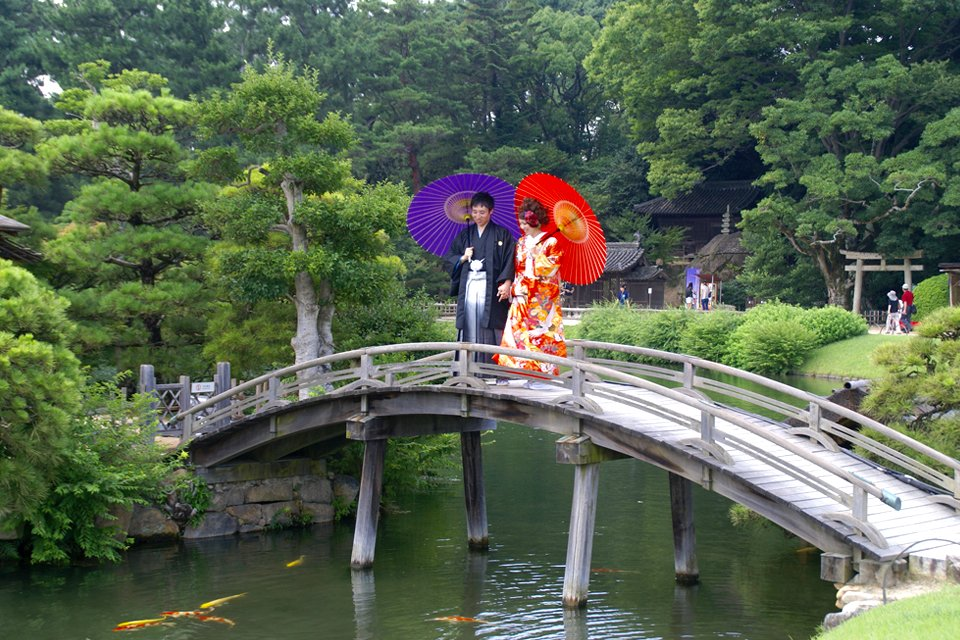 Trationeel Japan, Japan