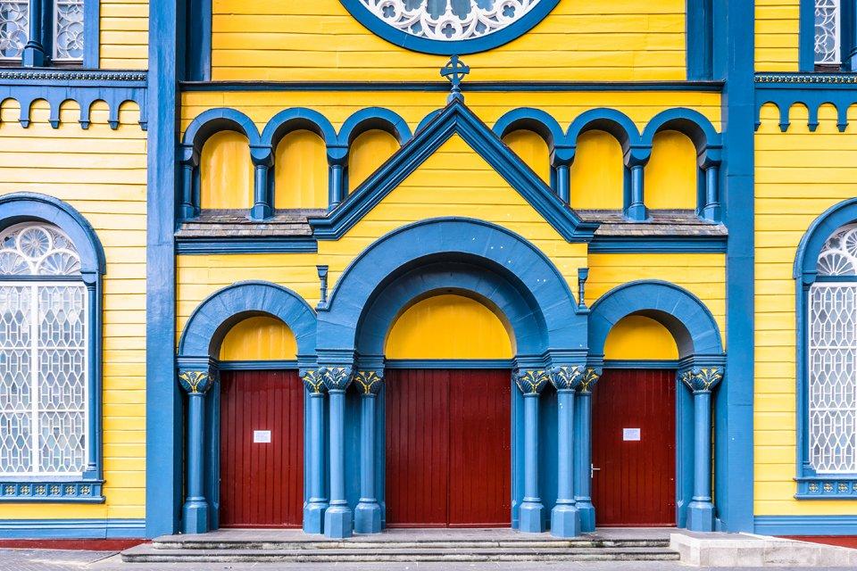 St.Petrus-Pauluskathedraal, Suriname