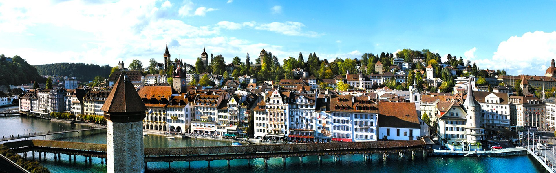 Lüzern in Zwitserland