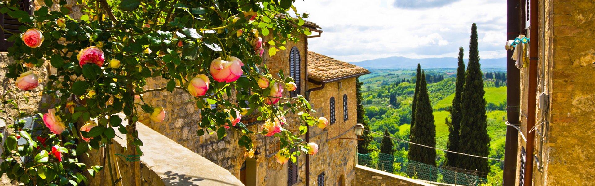 San Gimignano, Italië