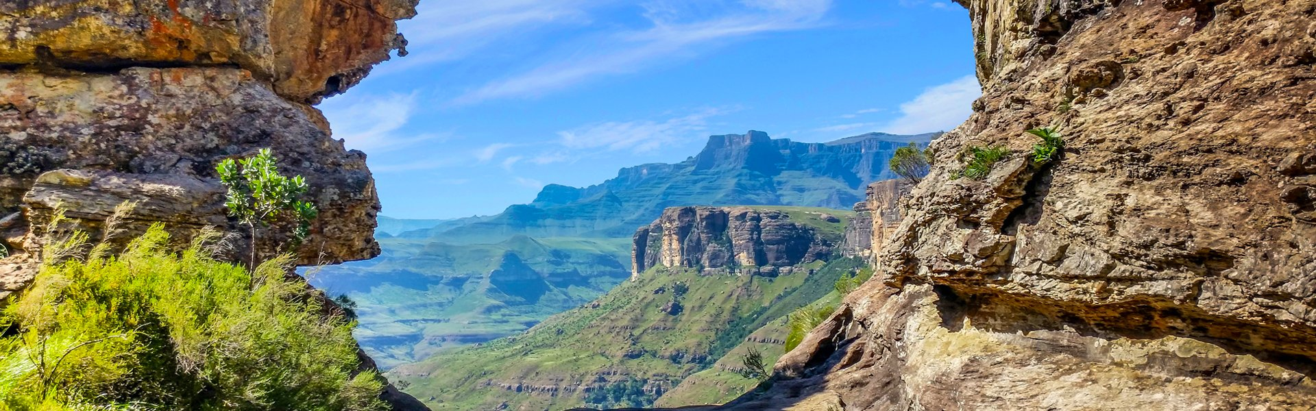 Drakensbergen, Zuid-Afrika
