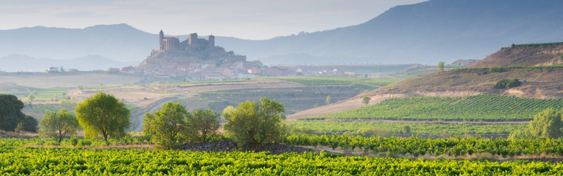 Riojastreek in Spanje