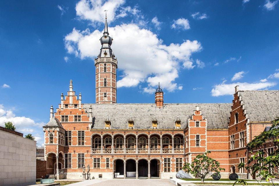 Museum Hof van Busleyden in Mechelen, België