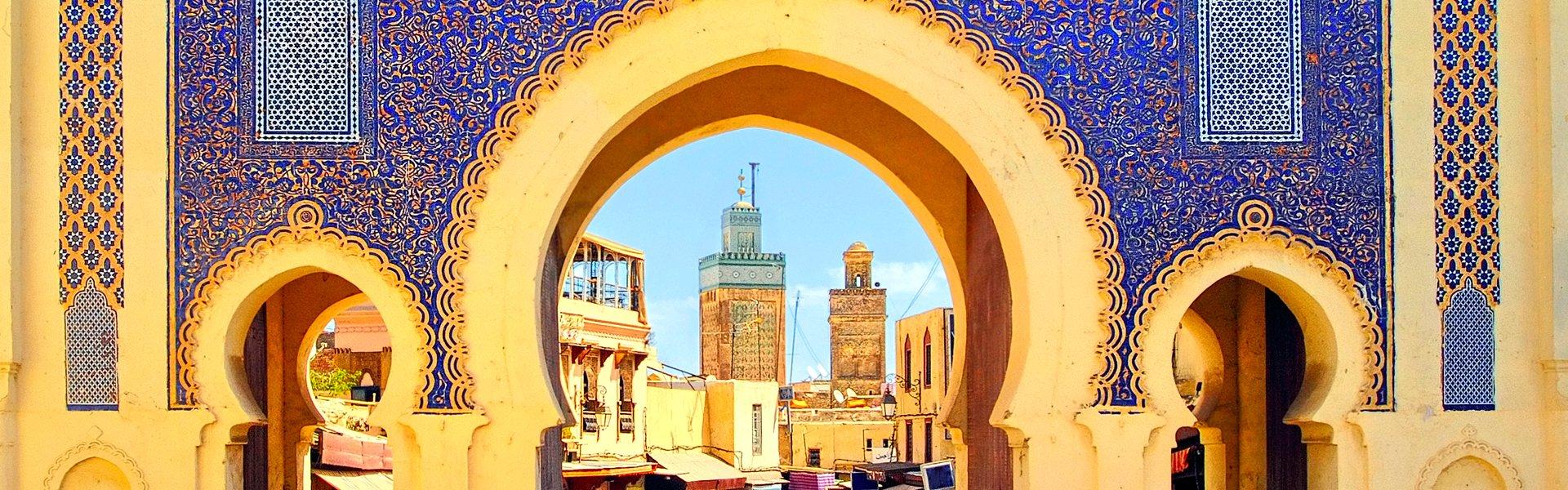 Fès in Marokko