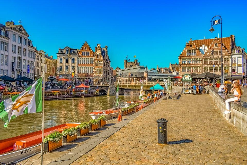 Gent, België