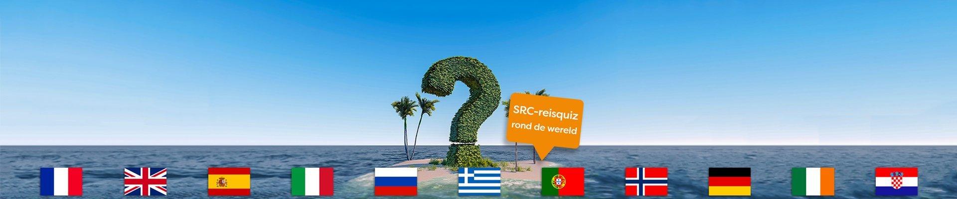 SRC-reisquiz rond de wereld