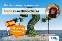 SRC-reisquiz rond de wereld - Spanje
