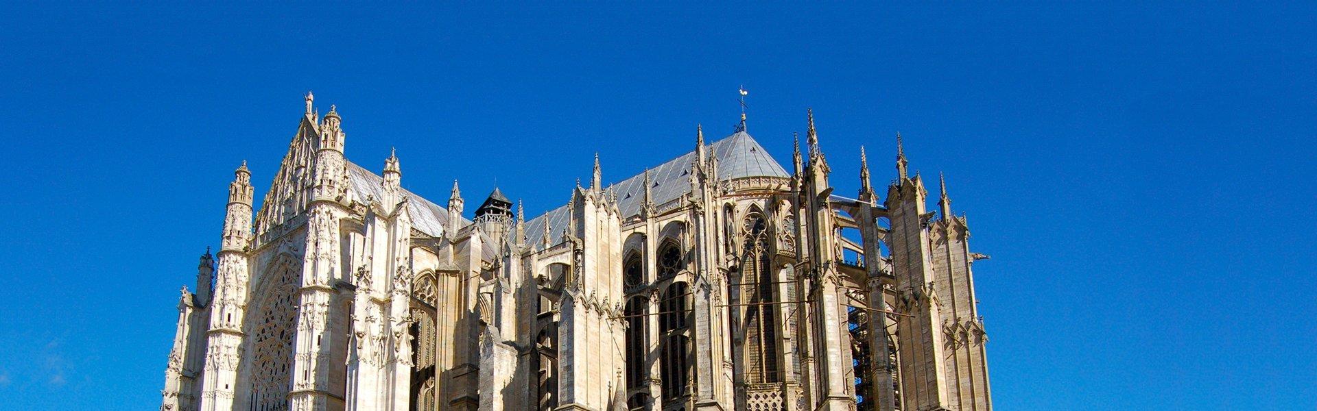 Kathedraal van Beauvais, Frankrijk