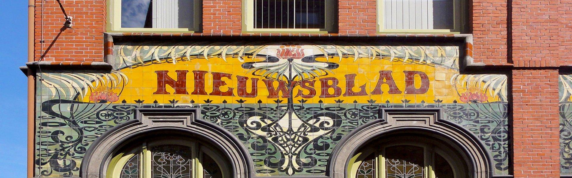 Art nouveau in Groningen, Nederland