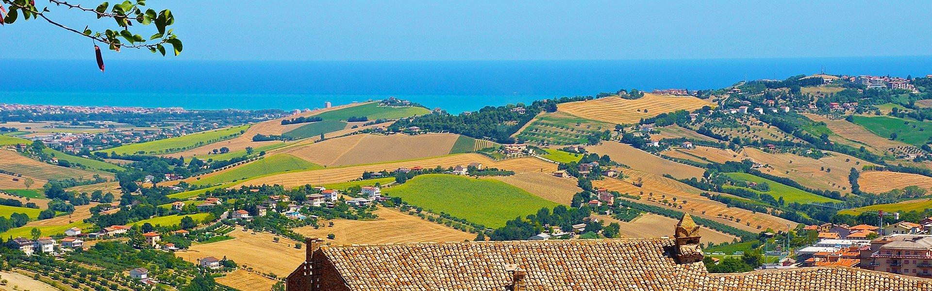 De Marken, Italië