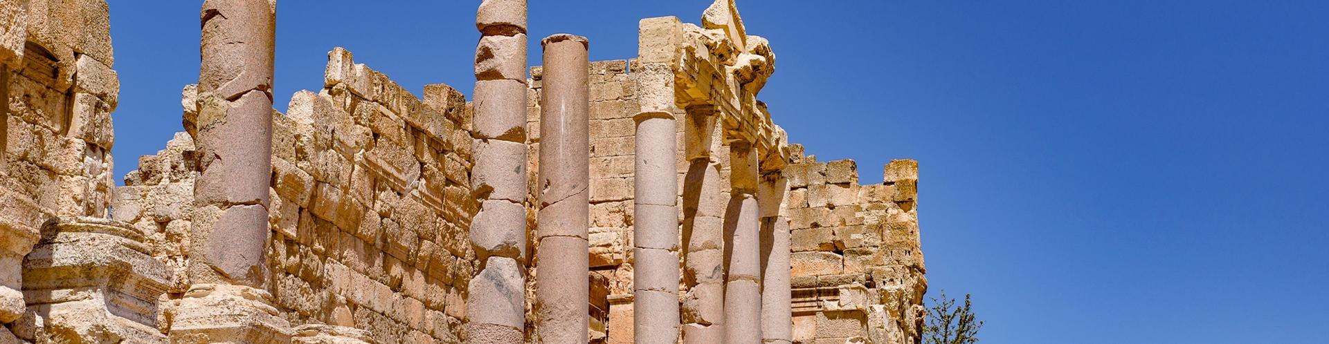 Baalbek, Libanon