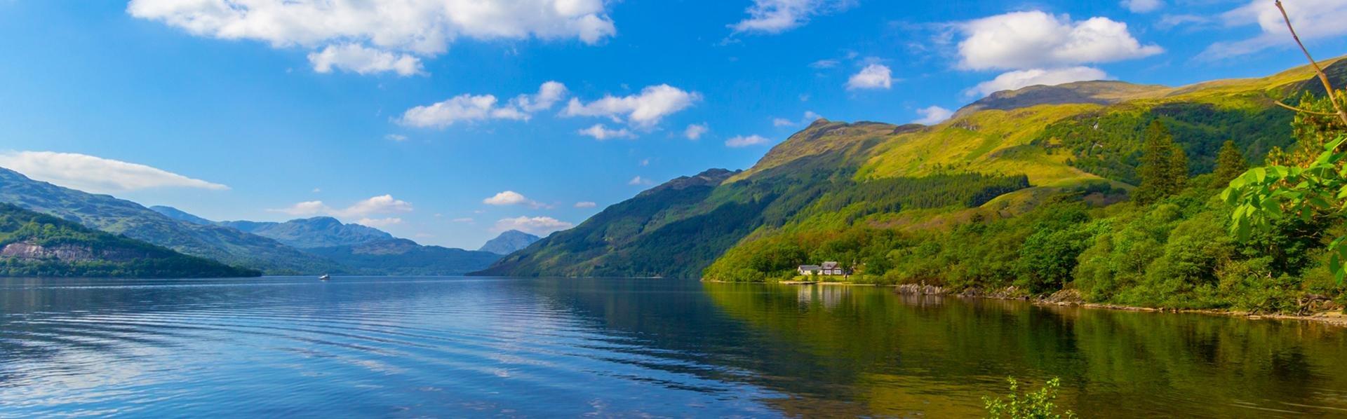Loch Lomond, Schotland, Groot-Brittannië
