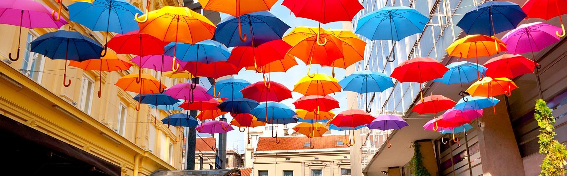 Kleurrijk Belgrado, Servië