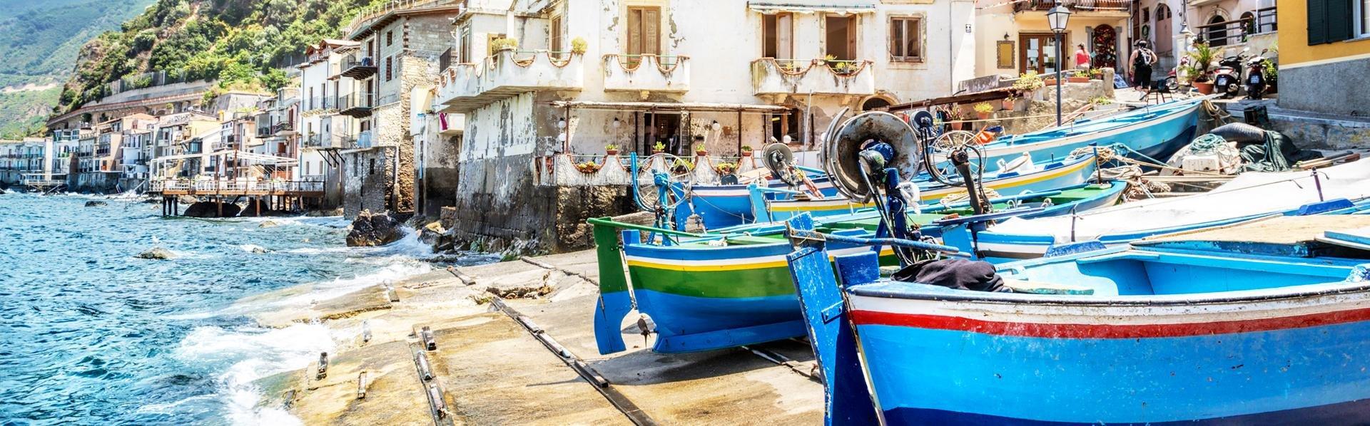 Scilla, Italië