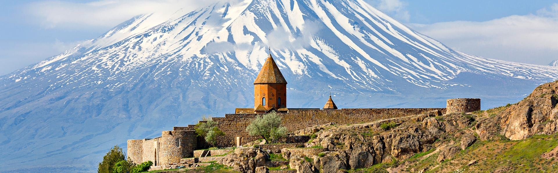 Klooster van Chor Virap, Armenië