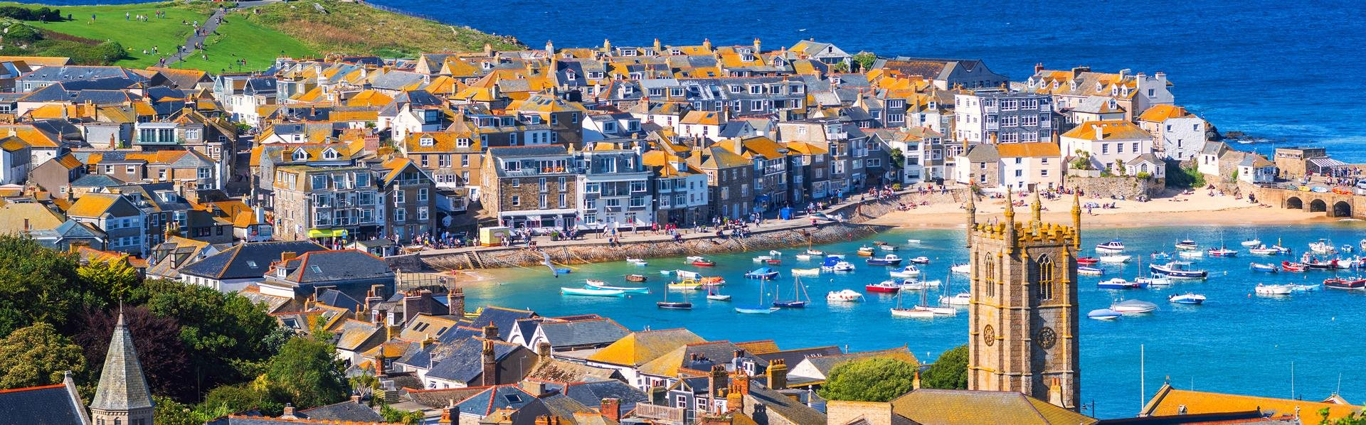 St. Ives in Groot-Brittannië