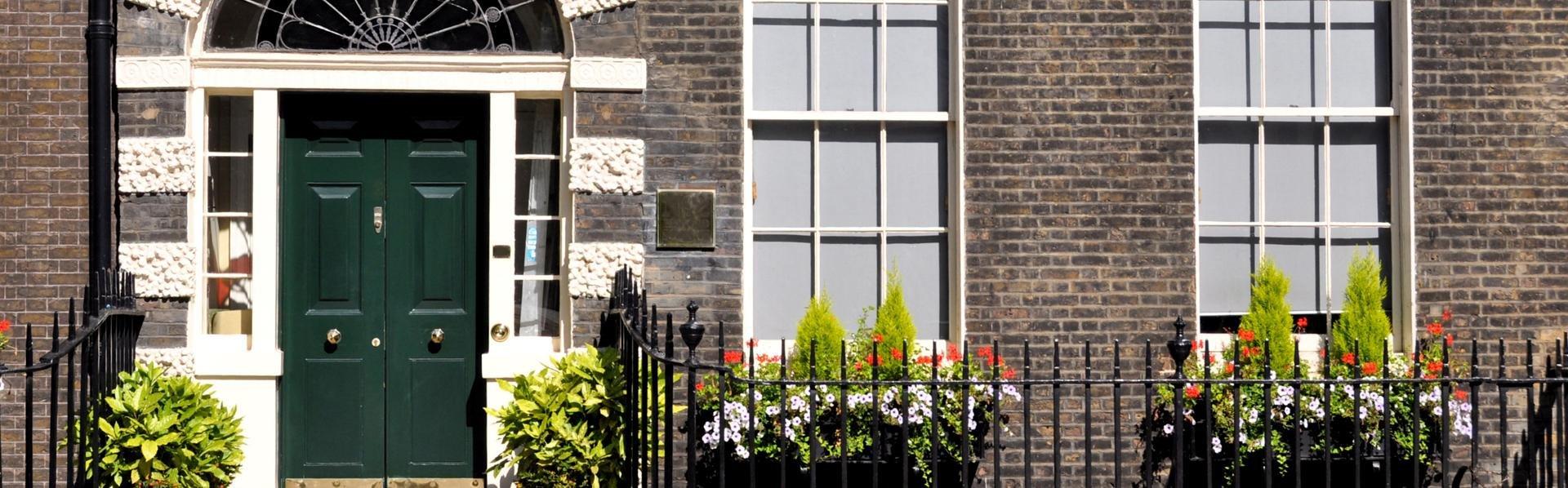 Bloomsbury in Londen, Groot-Brittannië