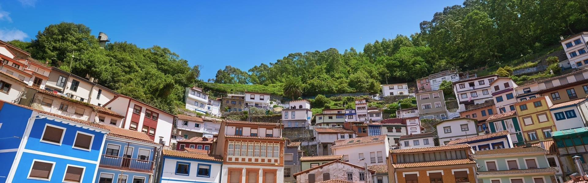 Cudillero, Spanje