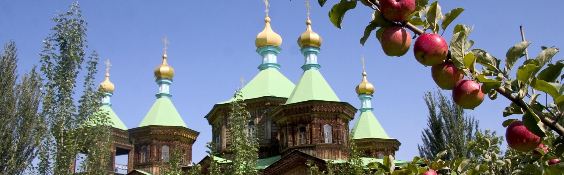 Karakol, Kirgizië