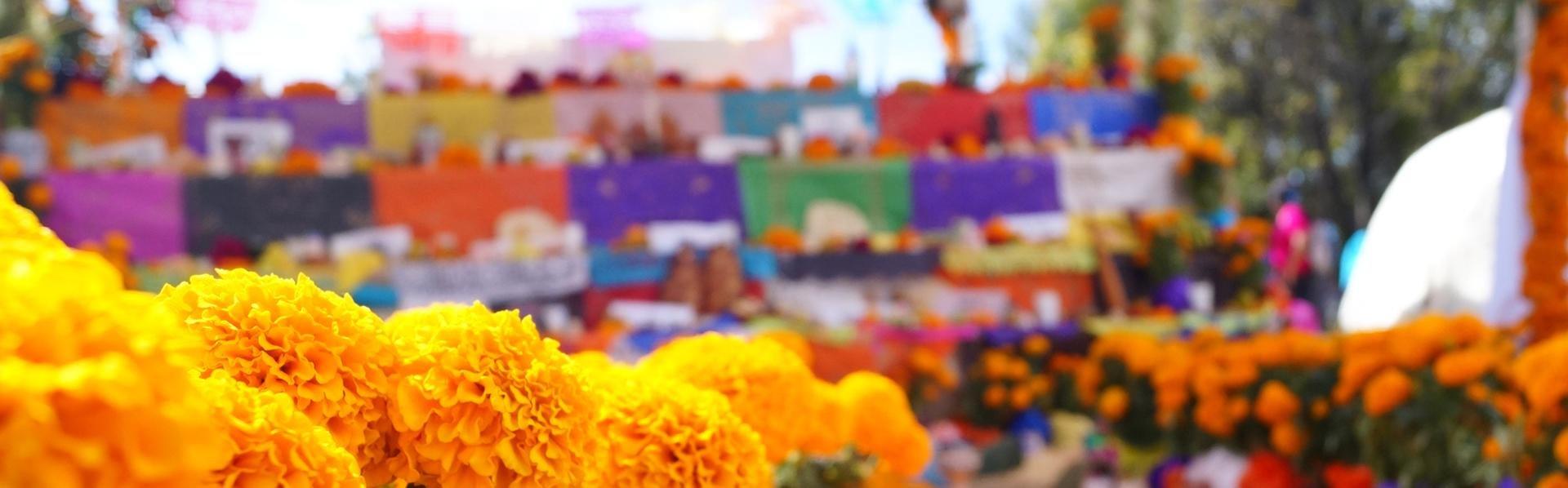 Días de los Muertos in Mexico