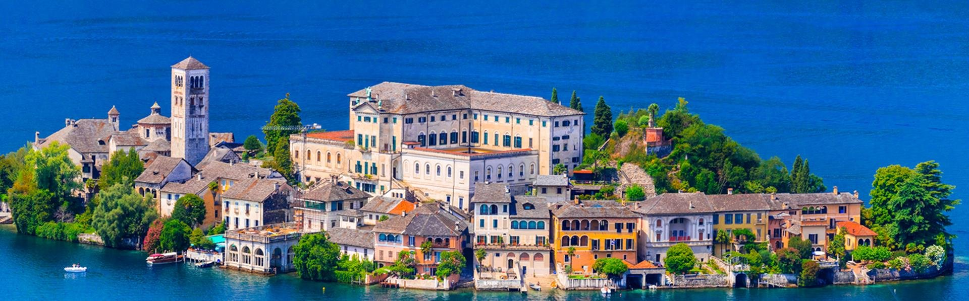 Orta San Giulio, Italië