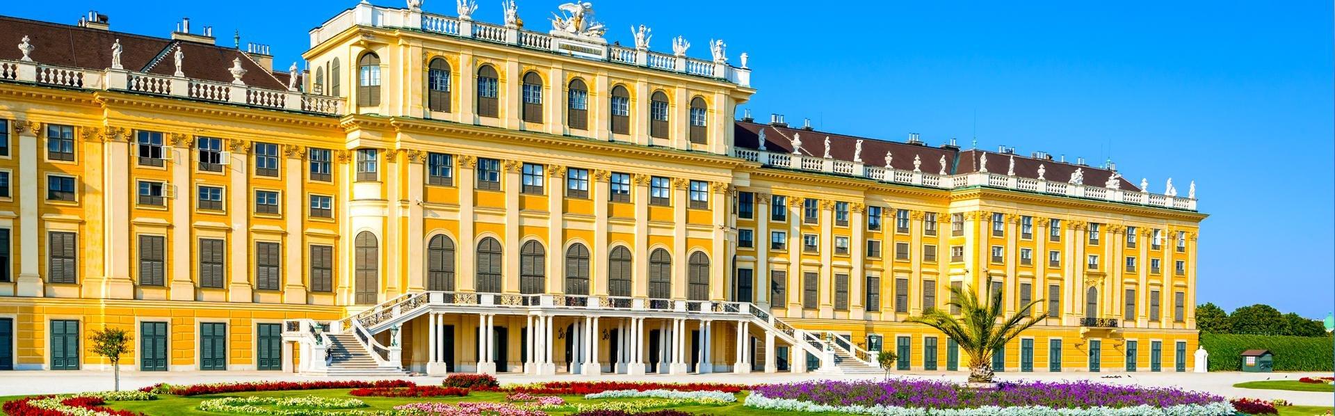 Schönbrunn in Wenen, Oostenrijk