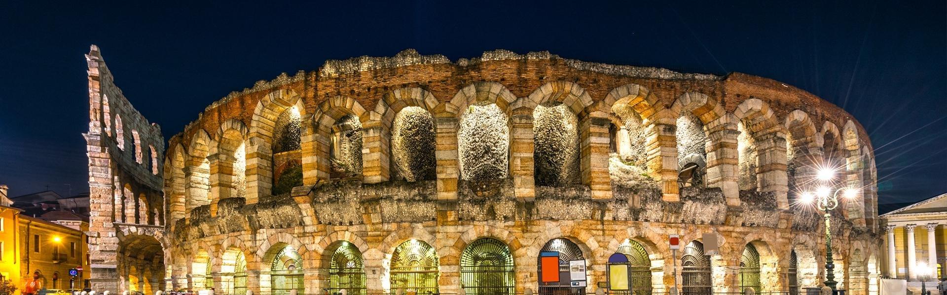 Arena di Verona, Italië