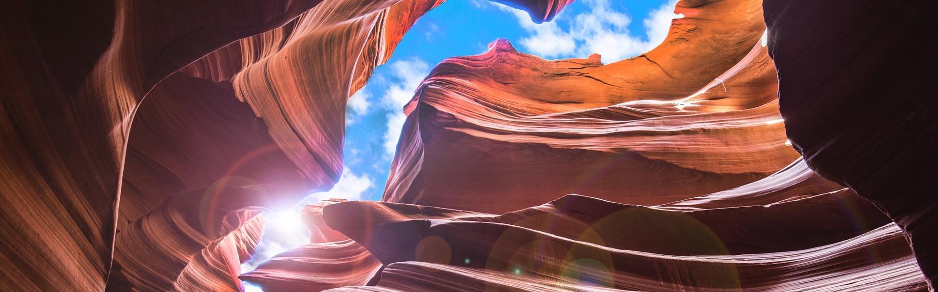 Antelope Canyon, Amerika