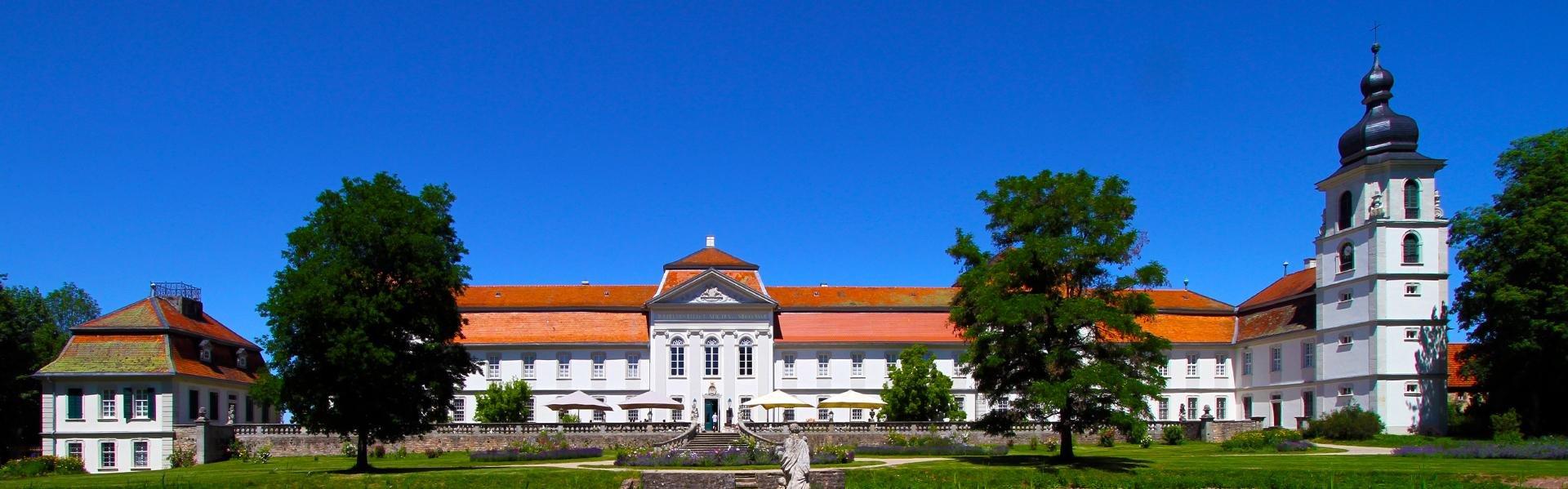 Schloss Fasanerie bij Fulda, Duitsland
