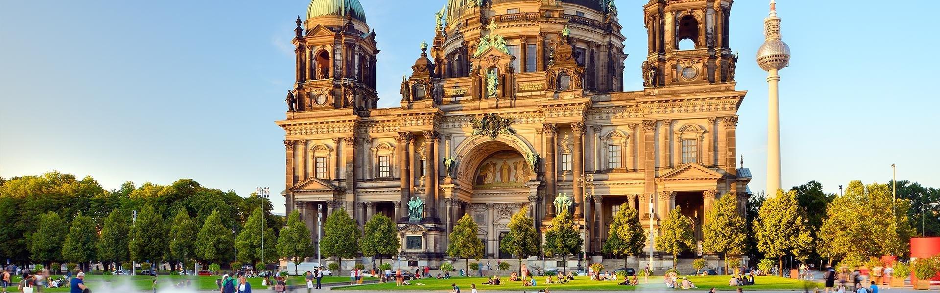 Berliner Dom in Berlijn, Duitsland