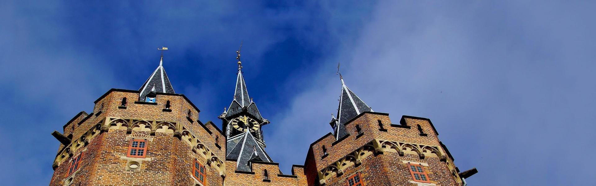 Sassenpoort in Zwolle, Nederland