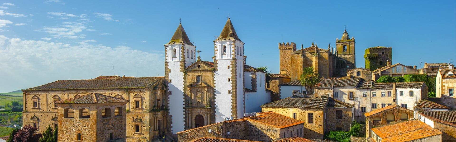 Cáceres, Spanje