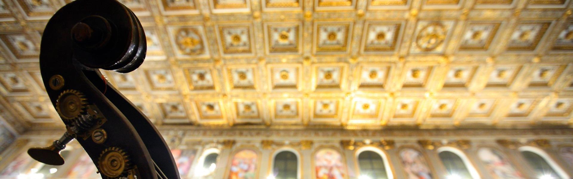 Rome Musica Sacra, Italie